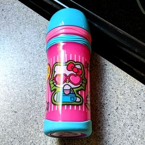 Hello kitty Sanrio water bottle nwot